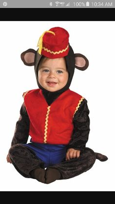 Abu Monkey Costume  sc 1 st  trendnet & Abu Monkey Costume 22831 | TRENDNET