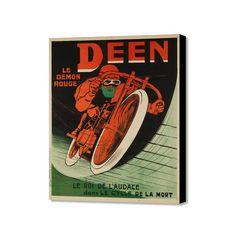 """Deen (20"""" x 16"""")"""