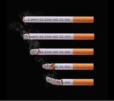 Quit Smoking Tips. Kick Your Smoking Habit With These Helpful Tips. There are a lot of positive things that come out of the decision to quit smoking. Smoking Kills, Anti Smoking, Sad Wallpaper, Wallpaper Quotes, Iphone Wallpaper Glitter, Mobile Wallpaper, Quit Smoking Quotes, Quotes About Smoking, Smoking Campaigns