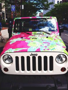 Lilly Jeep