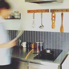 Bath Caddy, Stove, Kitchen Appliances, Interior, House, Instagram, Lifestyle, Diy Kitchen Appliances, Home Appliances