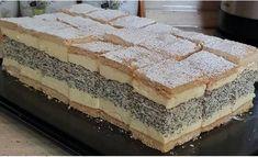 Konyha Archives - Page 3 of 12 - Szupertanácsok Baking Recipes, Cake Recipes, Poppy Cake, Hungarian Recipes, Home Food, Chocolate Cheesecake, No Bake Cake, Sweet Recipes, Sweet Treats