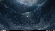 BioWare Anthem Art Blast