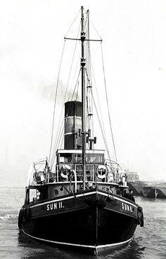 Tug - Sun 2 -1909-1956