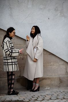 On the Street…Jardin des Tuileries, Paris (The Sartorialist)