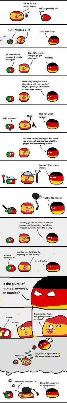Moneys or Monies