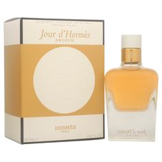 Get swept away by Jour d'Hermes Absolu, a fragrance as romantic as a bouquet of fresh-cut flowers. Offered in a refillable perfume spray bottle, this captivating mix of gardenia, jasmine and apricot blossom reflects your passionate side.