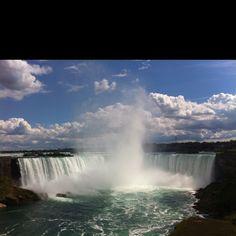 Niagra Falls! Amazing! 1off my bucket list :)