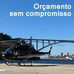 Alugar um helicóptero, orçamento