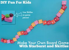 How to make a Board game using Starburst and Skittles   #CBIAS #SHOP #VIPFRUITFLAVORS