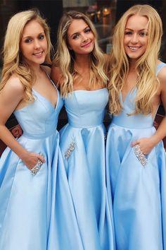 May 2019 - Blue Prom Dress, Mismatched Prom Dress, Satin Long Prom Dresses Prom Dresses Two Piece, Strapless Prom Dresses, A Line Prom Dresses, Mermaid Prom Dresses, Cheap Prom Dresses, Homecoming Dresses, Sexy Dresses, Bridesmaid Dresses, Wedding Dresses