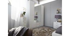 Palm Bay 4 Door Bi Fold Mirror Robe Palm Bay | DFS