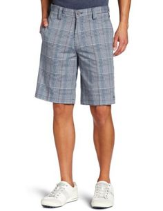 Oakley Golf Apparel Men's Swagger Plaid Short Oakley. $38.00. Stretch Fabric so as not to impede performance. 100% cotton. Machine Wash. Breathable Fabric, Hydrolix by Oakley. Moisture wicking