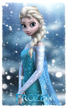 Disney's Frozen: Elsa The Snow Queen by Irishhips ...
