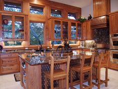 """Appreciate the concept... though as a """"Personal Choice"""" ~prefer different color of millwork!"""