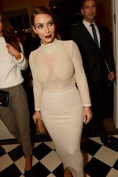 Kim Kardashian [Photo by Steve Eichner]