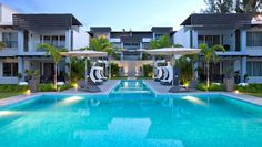 Baystone Boutique Hotel & Spa, Grand Bay, Mauritius -I want to go back. Trou Aux Biches, Mauritius Island, Spa Hotel, Hotel Packages, Modern Pools, Luxury Homes Dream Houses, Flight And Hotel, Restaurant, Property Development