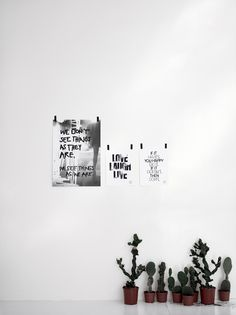 Therese Sennerholt's new collection (graphic prints)