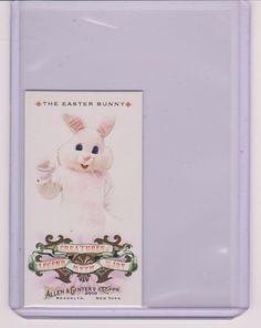 RARE 2010 ALLEN & GINTER  MINI CARD CREATURES OF MYTH & JOY ~ THE EASTER BUNNY