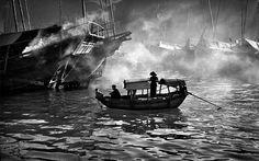 'Evening Ferry' - 1958 -