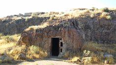 Rocky Point Mill Site, Dayton State Park, Nevada
