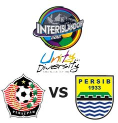 Persepam vs Persib Inter Island Cup 2012