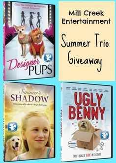 Mill Creek Entertainment ~ Summer Time Family Fun ~ & Giveaway (US) 7/18