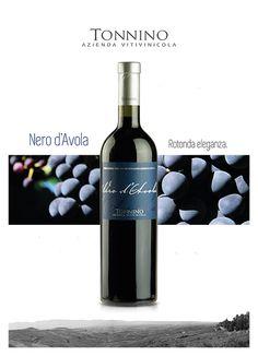 "Nero d'Avola, Red wine - I.G.P. ""Terre Siciliane"""