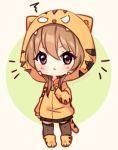 Fanart - Angry tiger by Hyanna-Natsu