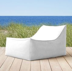 Ibiza Lounge Chair     Restoration Hardware