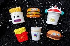 Drive down memory lane w/ this Buzzfeed post>>8 Most Memorable Old School McDonald's Happy Meal Toys
