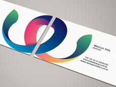 Weway Media Business Card