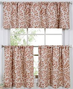 1000 Images About Kitchen Decor Ideas On Pinterest Kitchen Curtains Cafe Curtains And Window