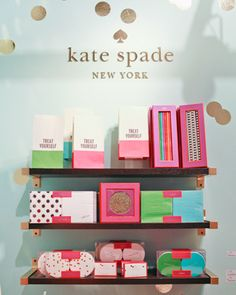 NYNOW Winter 2014, Part 3 via Oh So Beautiful Paper: http://ohsobeautifulpaper.com/2014/02/nynow-winter-2014-part-3/ | Kate Spade | Photo: Nole Garey for Oh So Beautiful Paper #nynow