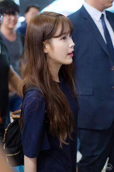 IU 160828 Incheon Airport