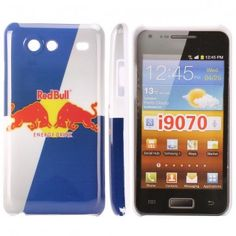 Mobilskalet iConic (Red Bull) Samsung Galaxy S Advance-Skal