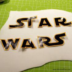 Star Wars Torte mit Joda