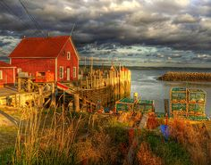yarmouth nova scotia - this was such an unbelievably beautiful place to visit.