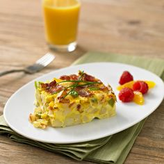 Frittata with Hash Brown Potatoes and Bacon is easy to make using your favorite Ninja® appliances. Discover delicious and inspiring recipes from Ninja® for every meal.