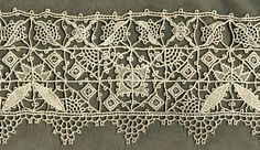 puncetto lace