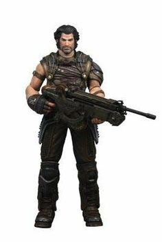 """NECA Bulletstorm """"Grayson Hunt"""" 7"""" Action Figure 1 by NECA. $6.99. Great collectors item. High detailed figure. Player select. Fully articulated. High quality from NECA. From the Manufacturer                Bulletstorm """"Grayson Hunt"""" 7"""" Action Figure: From the makers of Gears of War comes one of the most buzzed-about new shooters from this year's E3, PAX, and Tokyo Game Show - Bulletstorm. The game's lead character, Grayson Hunt, is recreated at 7"""" scale, is fully pose able..."""