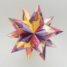 54 kusudama revealed flower by valentina gonchar part 1 of 2 5850 estrella 2026 mightylinksfo