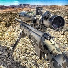 👉 practicing the craft sending rounds of a mile down range on steel! Weapons Guns, Airsoft Guns, Guns And Ammo, Tactical Rifles, Firearms, Shotguns, Remington 700, Military Guns, Hunting Rifles
