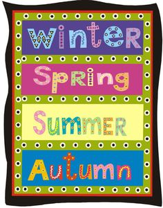 Find when each season starts for 2015--the vernal equinox, summer solstice, fall equinox, and the winter solstice.