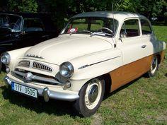 1958 Škoda 440 Spartak