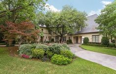 9525 Alva Court is one of Dave Perry-Miller Real Estate's homes for sale in Preston Hollow. At the time of this pinning, Ryan Streiff was offering the property for $4,795,000. #mansion #luxury #estate