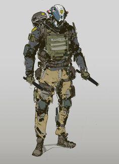 Landscaping Quotes Near Me Arte Robot, Robot Art, Character Design Sketches, Character Design Inspiration, Robot Concept Art, Armor Concept, Male Character, Character Concept, Sci Fi Armor
