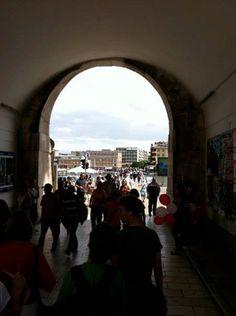 City gate, Zadar, Croatia