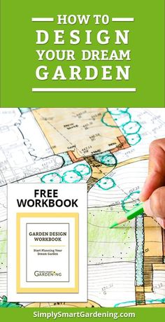 Want to create your own garden layout but aren't sure where to start? Follow my step-by-step instructions for designing your garden and avoid beginner mistakes. You'll create a plant wish list, learn about good landscape design, and make a garden map. C