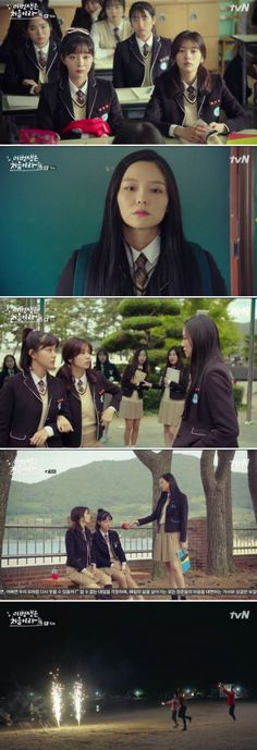 [Spoiler] Added episode 10 captures for the #kdrama 'This Life Is Our First Life'